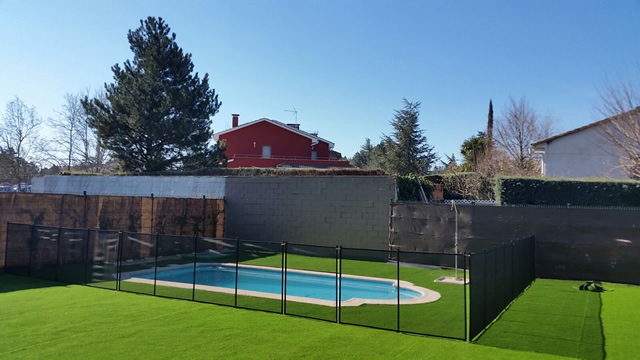 Alvifence pool safety fence